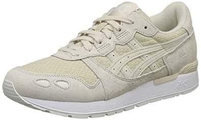ASICS Tiger Unisex's Gel-Lyte Birch Leather Sneakers-6 UK/India (Men 40 7 (Women 39.5 EU/8 US) (H824L.0202)