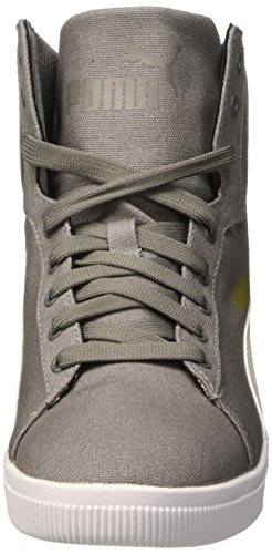 Puma Vikky Wedge Canvas - Sneakers con zeppa da donna Grigio