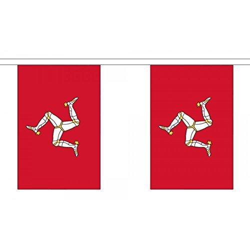 île de Man BRUANT 3M (10 drapeaux)