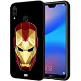 CellKraft 101195 Licensed Marvel Iron Man Hard Back Case Mobile Cover for Redmi 6 Pro (Multicolor)