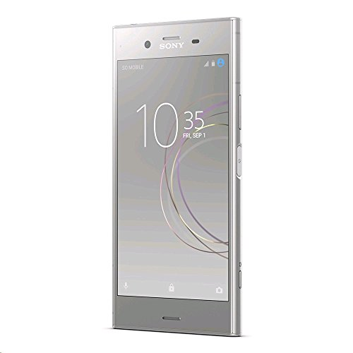 Sony Xperia Z1 Smartphone, 64 GB, Argento Caldo [Italia]