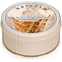 Kringle Candle Daylight, Vanilla Cone