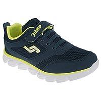 Jump 15665 Tek Cırt Yeşil-Neon Çocuk Spor Ayakkabı