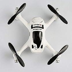 Hubsan H107D+ X4 FPV Quadricoptère Drone Caméra 1080P HD 5.8Ghz Vidéo en Temps Réel Flips 360 ° Altitude Hold Headless Mode 6-Axes Gyro avec La Télécommande