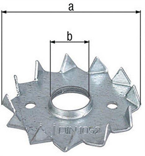 1-acristalamientos-oe75xoe16mm-trastrornos-m-gksk-acero-galvanizado-sendzimir-gah-vpe-1-pcs