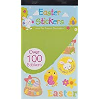Easter Sticker Book Over 100 Cute Easter Stickers Crafts Cards Gifts Decorate