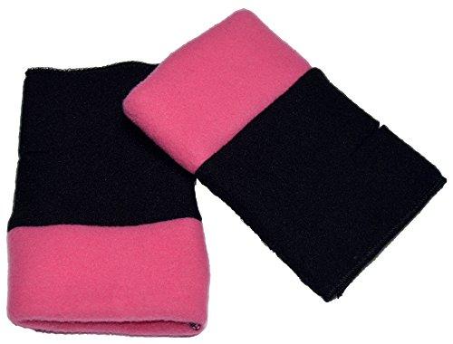Octave - Mitaines - femme - multicolore noir & rose