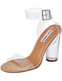 Steve Madden Damen Clearer Sandal Absatz
