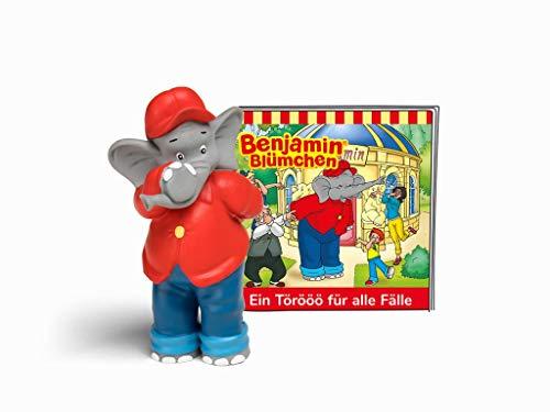 Tonies 01-0063 Benjamin Blümchen - EIN Törööö für alle Fälle Hörfigur, Bunt Bunte Fall