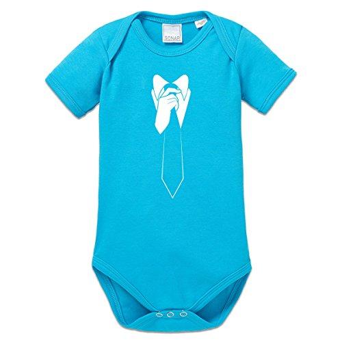Suit Tie Baby Strampler by (Kostüm Barney Baby Für)