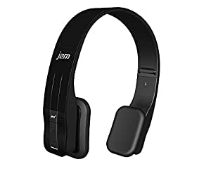 HMDX HX-HP610BK JAM Fusion Wireless Stereo Headphones - Black