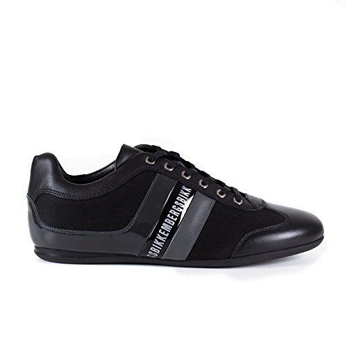 Bikkembergs , Herren Sneaker Schwarz schwarz Schwarz