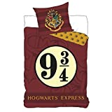 Harry Potter Hogwarts Express duvet cover bed