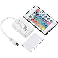 NoBrand - Mini lámpara WiFi Tarente inteligente para control de entrada y control de voz, para RGBW