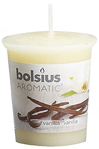 Bolsius Vanilla 53 / 45mm Votivkerze
