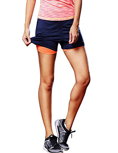 jimmy-design-damen-sport-shorts-hot-pants-orange-xxl