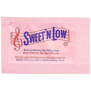 Sweet'N Low Süßstoff, 1er Pack (1 x 800 g)