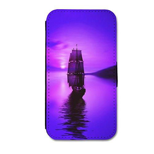 Book Style Flip Handy Tasche Case Schutz Hülle Schale Motiv Etui für Apple iPhone 5 / 5S - A52 Design5 Design 11