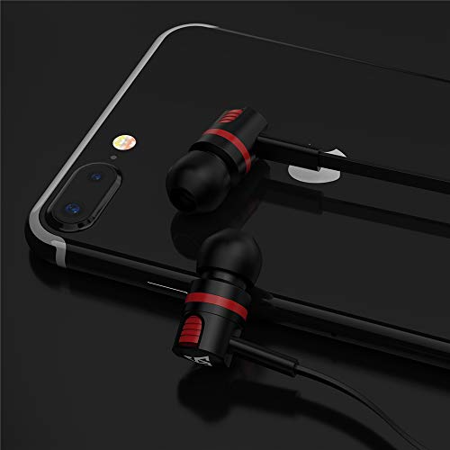 Clavier Echotone in-Ear Headphones/Earphones with Stereo Mic for All Smartphones Image 6