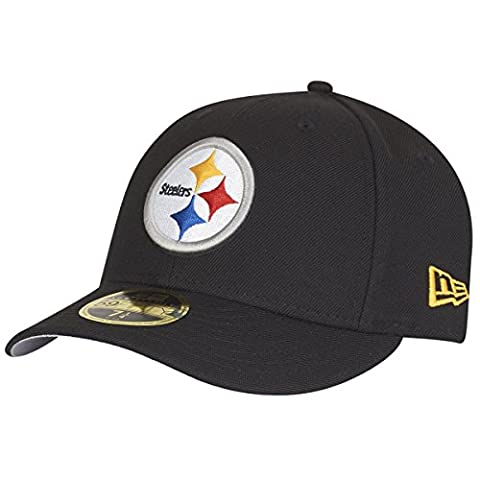 New Era 59Fifty LOW PROFILE Cap - Pittsburgh Steelers