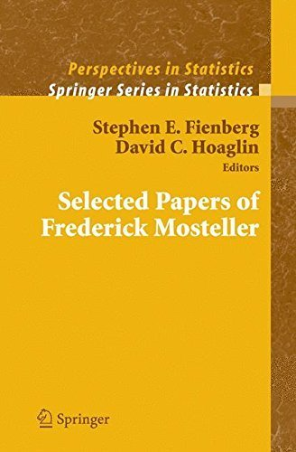 Selected Papers of Frederick Mosteller (Springer Series in Statistics) (2006-08-03)