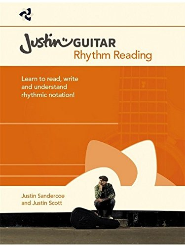 Justinguitar.com: Rhythm Reading For Guitarists: Noten, Musiktheorie für Gitarre