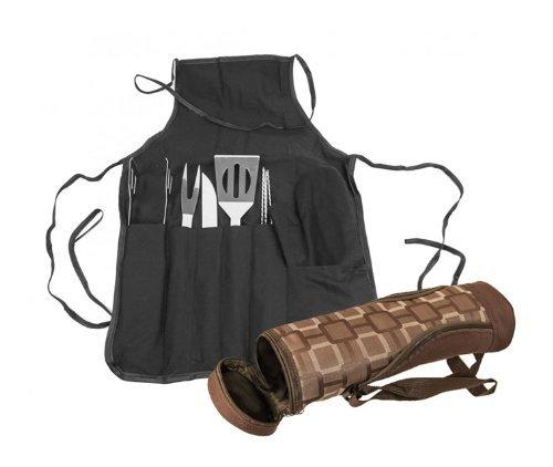 travelon-barbecue-avec-sac-7-pieces-accessoires