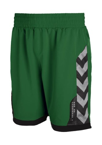 Hummel Uni Shorts Technical X, evergreen, M, 10-605-6140