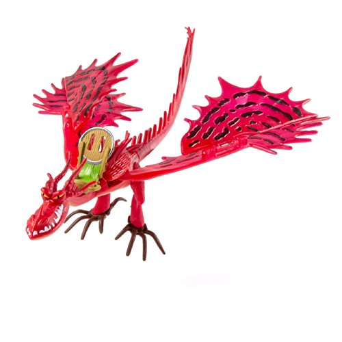 Dreamworks Dragons, How To Train Your Dragon 2 Hookfang Power Dragon (Secret Flame Wing)