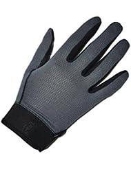 Caracol MTB guantes llenos del dedo de la bici guantes de protecci¨®n solar se deslizan los hombres de malla transpirable guantes llenos del dedo