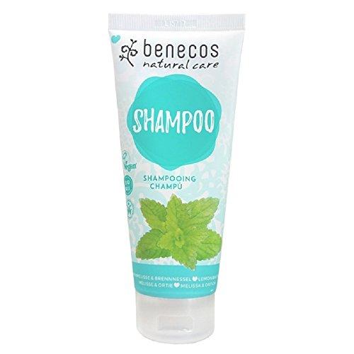 Benecos shampoo, melissa e ortica, 200ml