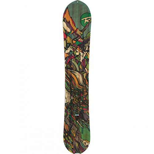Rossignol - Planche De Snowboard Xv Magtek Wide Vert Homme - Homme - Vert