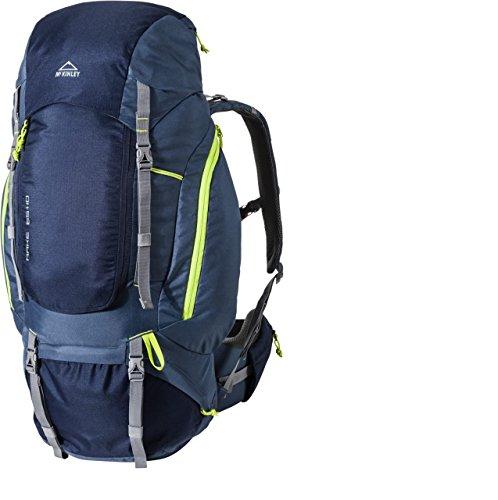 McKINLEY Make Trekkingrücksack Unisex, Blau/Grün 65