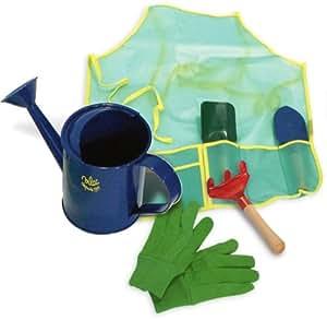 Vilac - 6076 - Plein Air - Panoplie de jardinier : tablier et accessoires