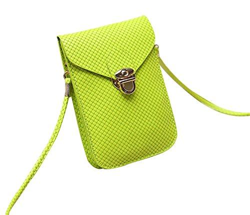 Fashion Bag, Borsa a tracolla donna Rosa 7# 3#