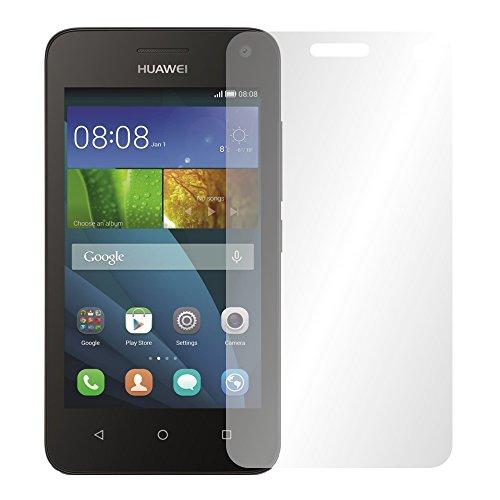 2 x Slabo Displayschutzfolie Huawei Y3 Displayschutz Schutzfolie Folie