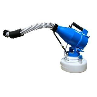 CYCLONE Ultra Flex -- Fogger/ULV-Kaltnebelgerät zur Zerstäubung von wasser- und ölhaltigen Flüssigkeiten - zur Raumdesinfektion, Schimmelbefall, Versprühen von Bioziden & Pestizideneln