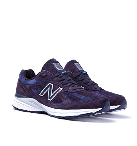 New Balance M990, EP4 Elderberry, 8 (Made In Usa)