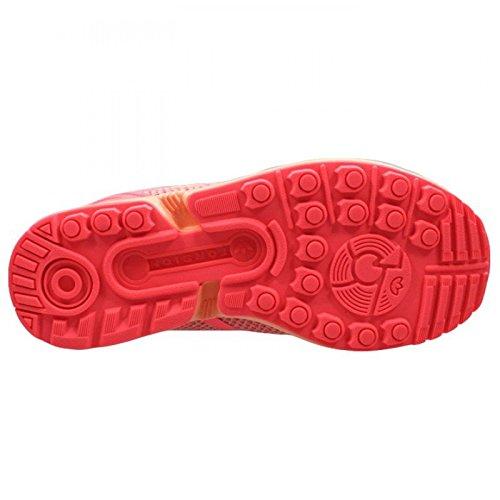 adidas Zx Flux Split K, Chaussures Mixte Enfant Rose