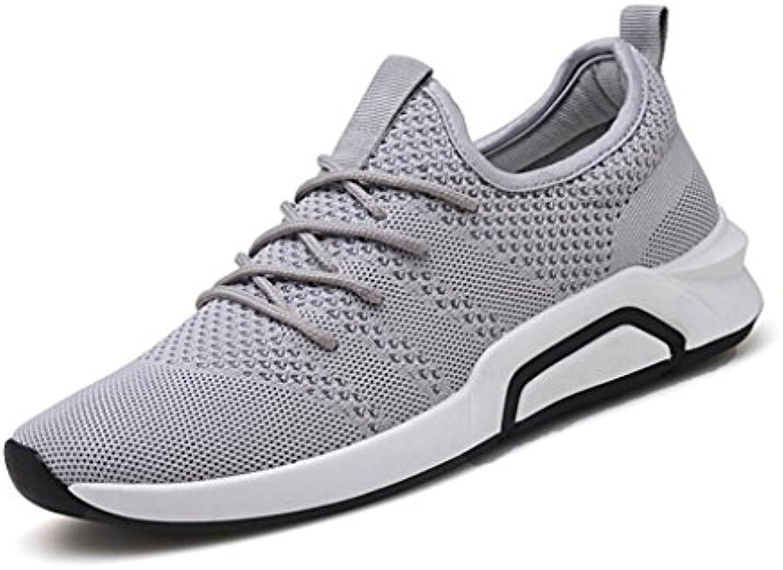 DHFUD Männlich British Casual Schuhe Wies Quaste Atmungsaktive Schuhe