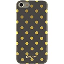 Cath Kidston: Button Spot Charcoal - Official iPhone 7 Protective Case (iPhone 7)
