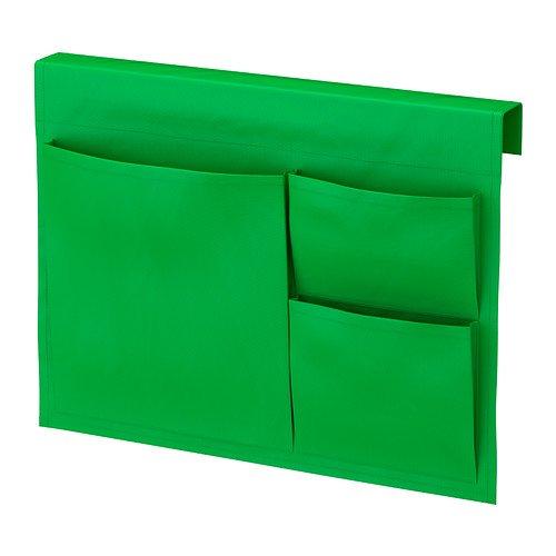STICKAT, Taschen, Grün, Größe: 39 x 30 cm, cleveren Aufbewahrungslösung, dass sie hang on our children'Hundebetten. (30 Cm Hundebett Breit)