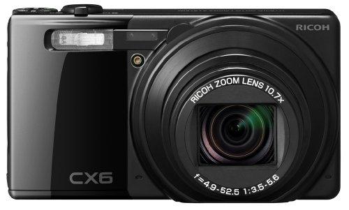 Preisvergleich Produktbild Ricoh Cx6 Digital Camera Black (japan import)