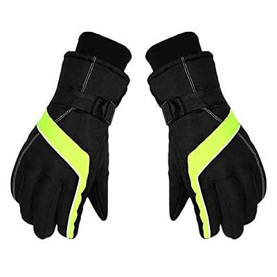 Winter Waterproof Anti-Slip Outdoor Sports Warm Thermal Velvet Ski Snow Gloves by Hot16888