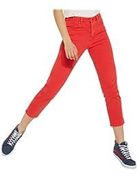 Wrangler Women's Cropped Straight Jeans