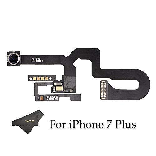 VANYUST Frontkamera Ersatz Kompatibel mit iPhone 7 Plus mit Autofocus Flex Cable-Näherungssensor -