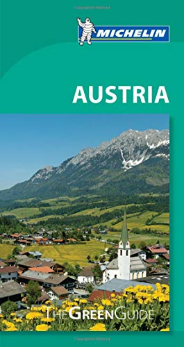 Michelin The Green Guide Austria (Michelin Tourist Guides) por Michelin