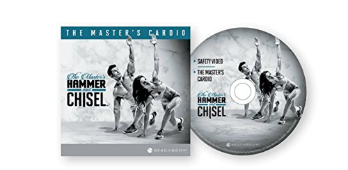 Martillo y cincel el Master de cardio DVD