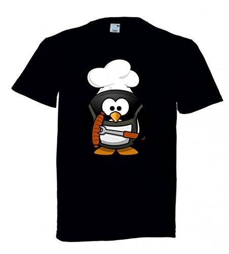 Grill-schwarzes Finish (T-Shirt