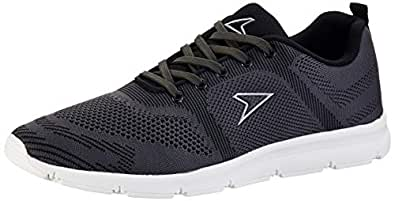 Power Men's Urban Grey Running Shoes-7 UK/India (41 EU) (8392147)